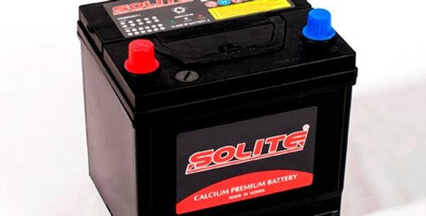 Аккумулятор Solite CMF 50 АR 50Ah 206x172x184мм