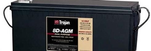 Тяговый аккумулятор Trojan 8D-AGM