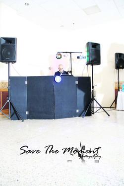 DJ EVO on deck