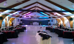 Wedding in hall in NJ