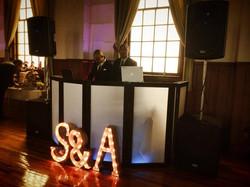 Sandy Hook wedding