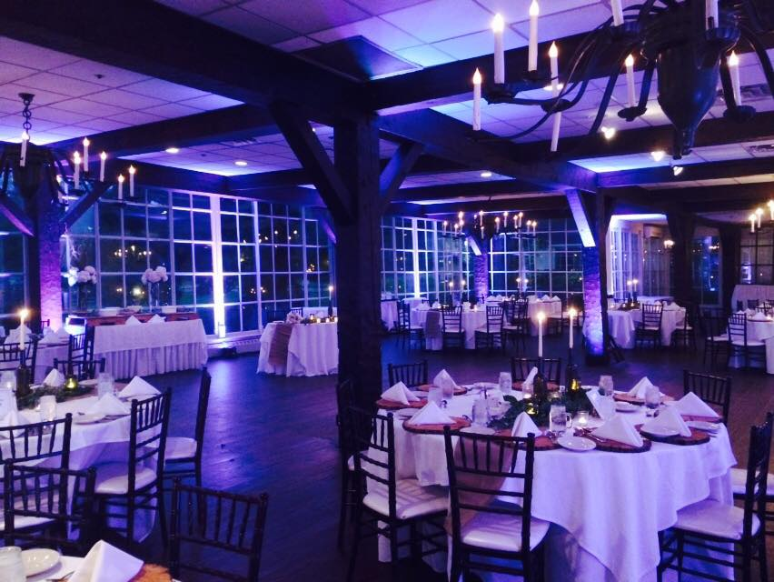 Wedding w/Uplighting in NJ