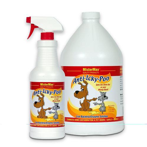 Anti-Icky-Poo® Quart & Gallon size
