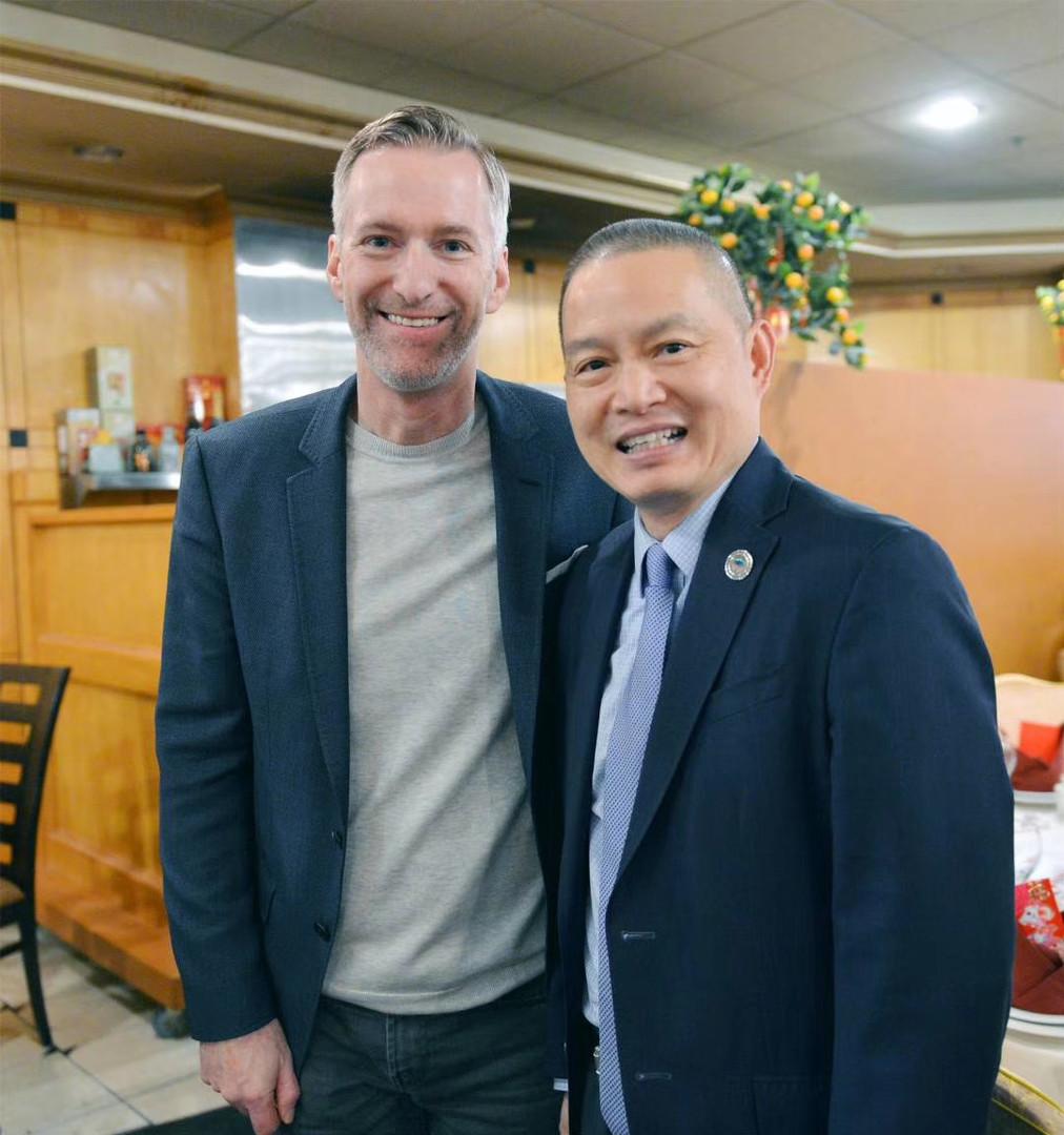 CACA Dinner with Mayor Ted Wheeler