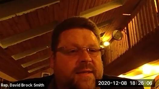 Oregon State Representative - David Broc
