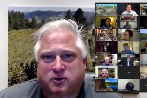 Northwest Hazelnut Company CEO Larry George