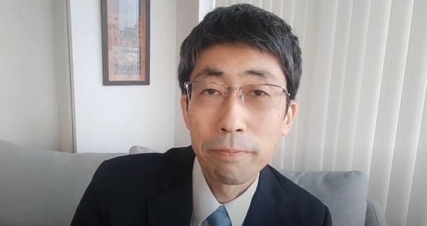 Japanese Consul General in Portland Masaki Shiga