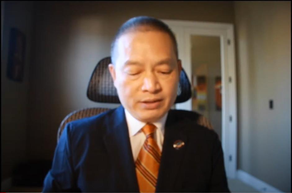 OCC President Jin Lan