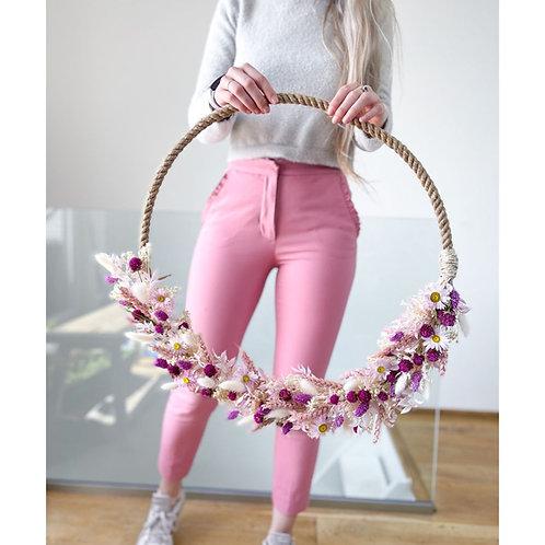 Droogkrans Pink Blush