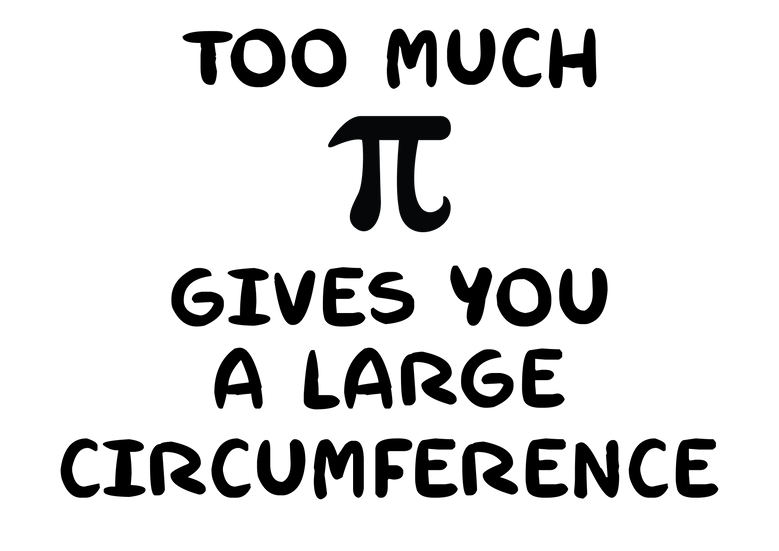 To much π