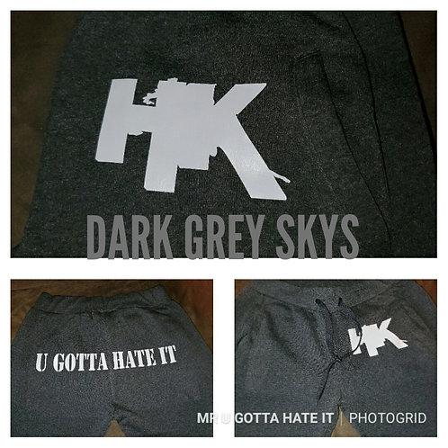 Dark Grey Skys
