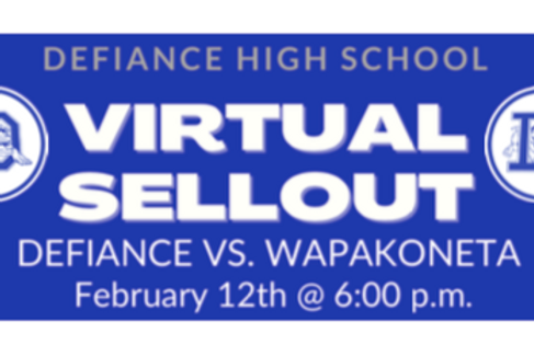 DHS VIRTUAL SELLOUT TICKET