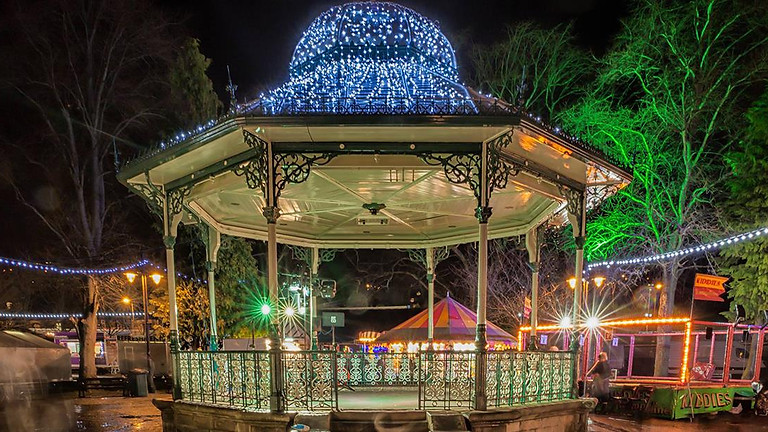 Matlock Victorian Christmas Market