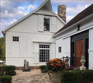 WBF Antiques Barn Main Entrance & Sculpt