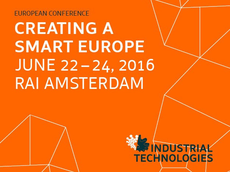 NAMEC first workshop organized at the Industrial Technologies 2016 European Conference