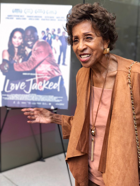 Love Jacked LA Industry Screening  Marla Gibbs