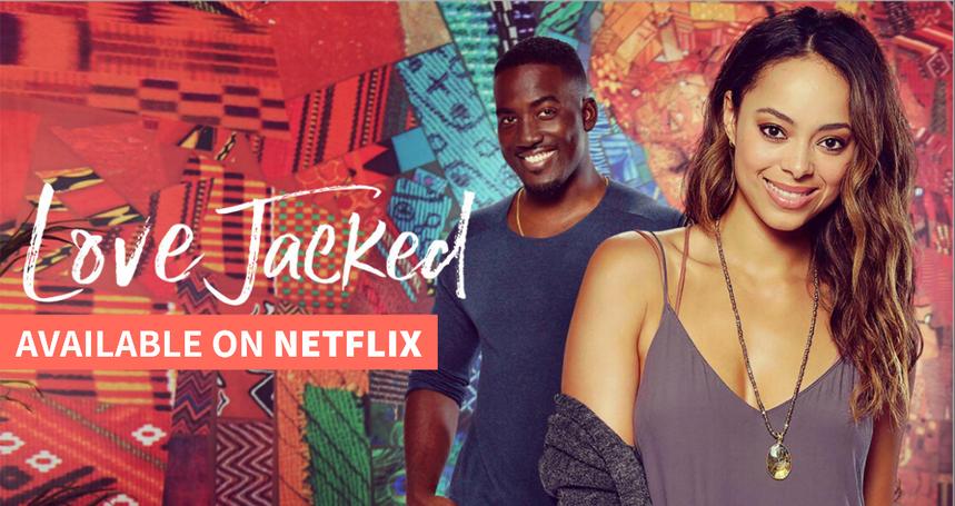 Love Jacked available on Netflix
