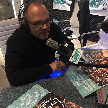 Director Alfons Adetuyi talks Love Jacked, romantic comedy  and shooting US and Canadian cast in South Africa on 98.7 FM: Steps After Dark with Kerry Lee