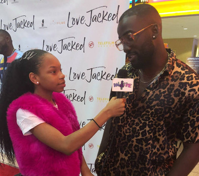 Love Jacked LA Premiere