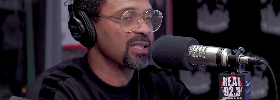 """Love Jacked"" Executive Producer Mike Epps Interview on Big Boy TV"