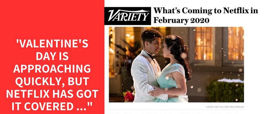 Love Jacked available on Netflix February 2020