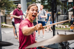 Street Festival in Chicago