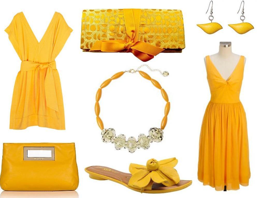 Vestindo Amarelo, Trazer dinheiro, Prosperidade
