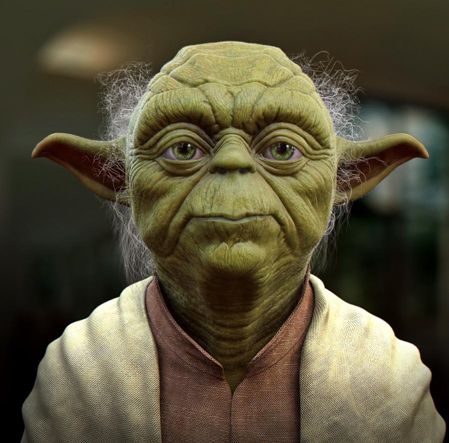Mestre / Orientador / Yoda