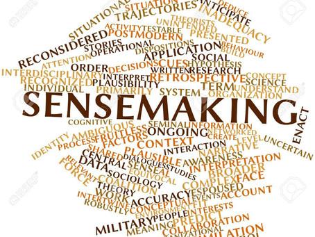 Sensemaking o que é, como ele pode ajudar nas organizações e a relação com os líderes.