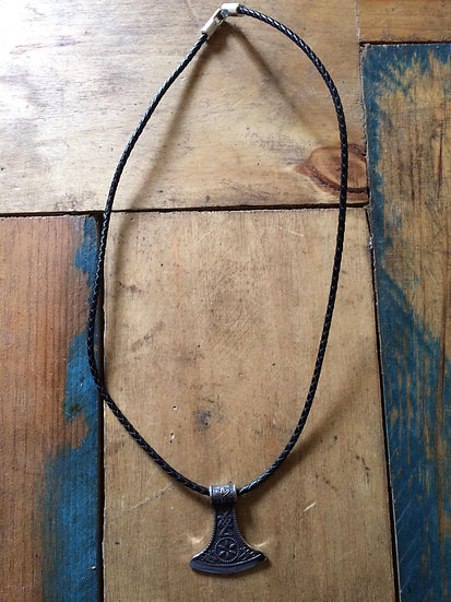 Collier homme Viking
