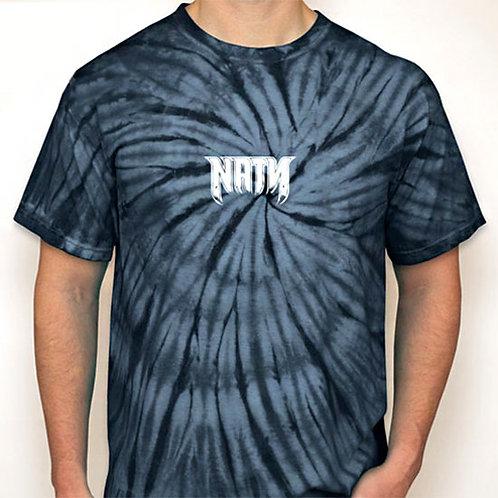 Original Logo Tie-Dye T-Shirts Black