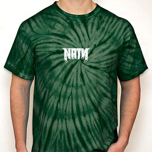 Original Logo Tie-Dye T-Shirts Forest
