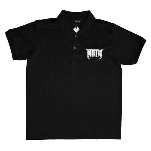 Original Logo Pique Shirts Black