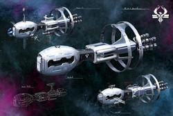 Near Future Ships
