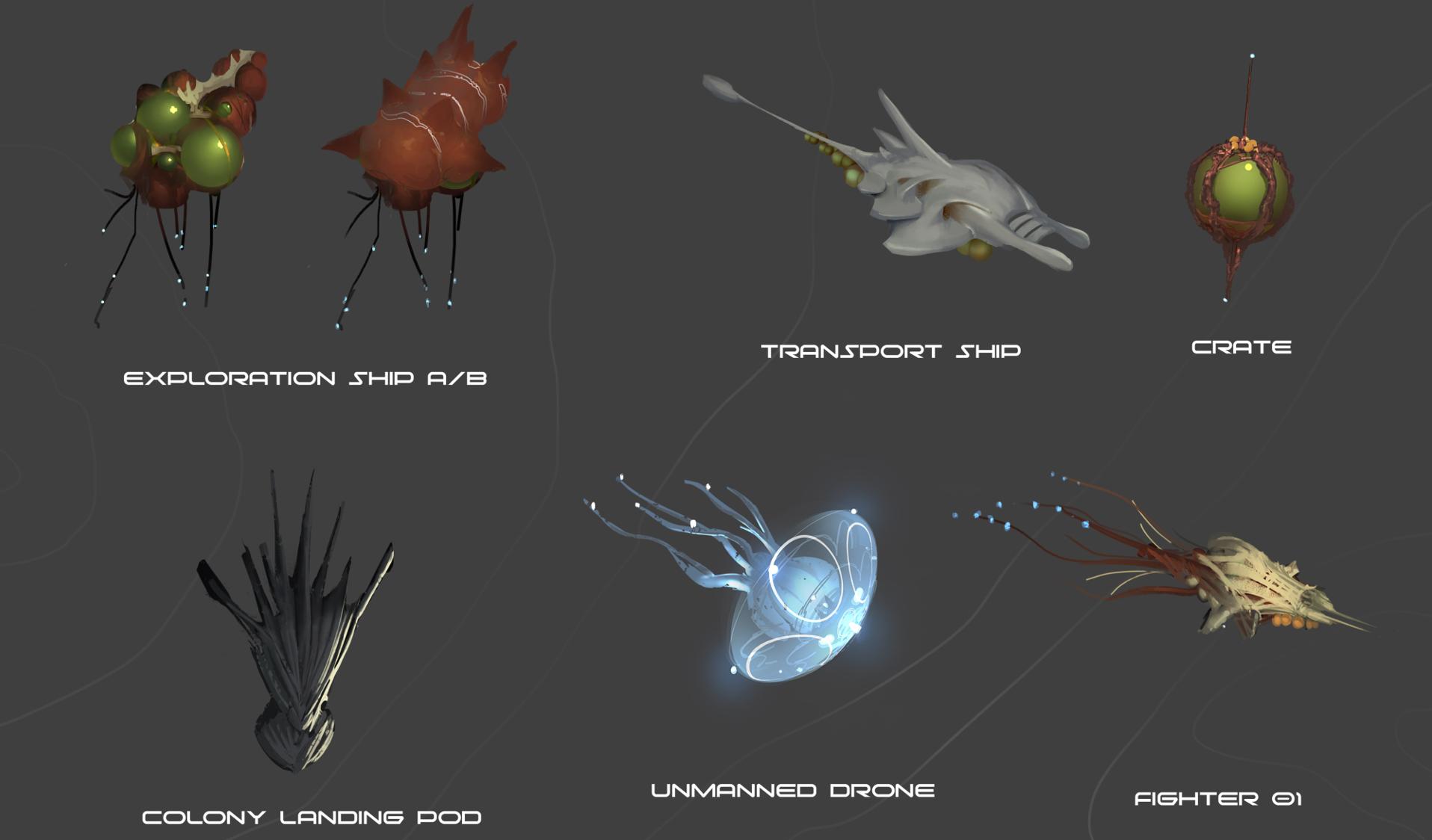 Bio Ships
