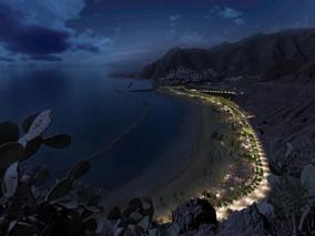 Sale a información pública el Plan Especial de Ordenación de la Playa de Las Teresitas