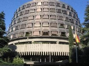 El Tribunal Constitucional anula las tasas judiciales a las personas jurídicias