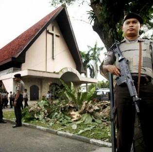 CRISTOFOBIA - A SÉRIE: INDONÉSIA