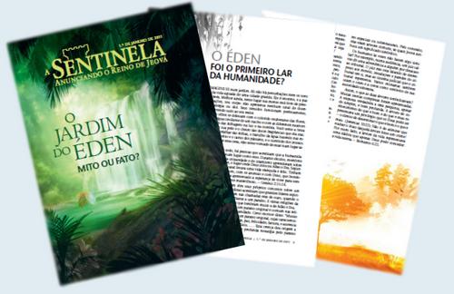 Revista: A Sentinela - Anunciando o Reino de Jeová