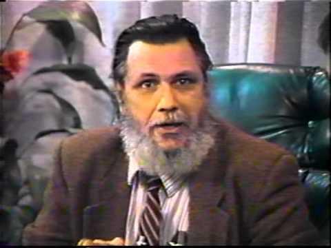 Serge Monast no programa de Richard Glenn.