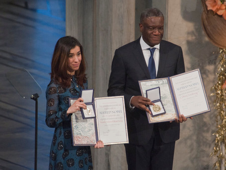 The Nobel Lecture given by Nobel Peace Prize Laureate 2018 Denis Mukwege