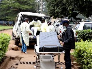 Une dizaine de guéris du Covid-19 sortent de l'Hôpital de Panzi
