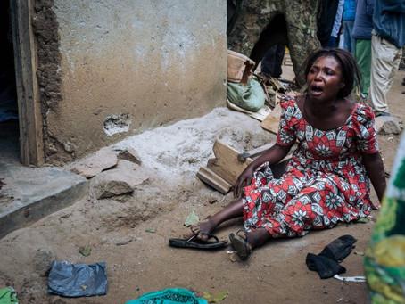 Le Massacre de Yumbi : crime contre l'humanité!