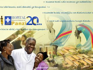 l'Hôpital de Panzi fête ses 20 ans !