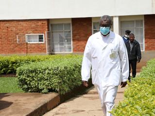 URGENT:Communiqué du Dr Mukwege à propos du Coronavirus