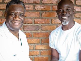 Djimon Hounsou jouera le rôle du Dr Mukwege au cinéma