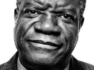 Le Dr. Mukwege parmi les 100 personnes les plus influentes du monde
