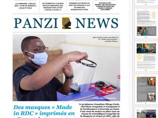 Panzi News - Avril 2020 - Mensuel de la Fondation Panzi