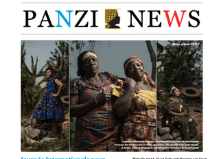 Panzi News Juin 2020 - Le mensuel de la Fondation Panzi