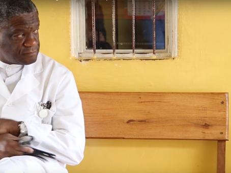Le Docteur Denis Mukwege vit dans son hopital